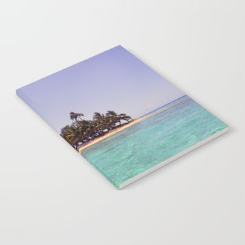 Tropical Island Notebook by ARTPICS