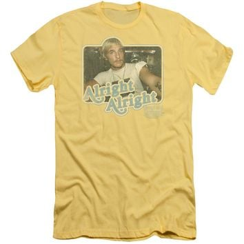 Dazed And Confused - Alright Alright Short Sleeve Adult 30/1