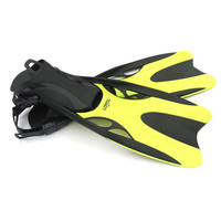 Dive Snorkeling Swimming Scuba Fins Split Fins