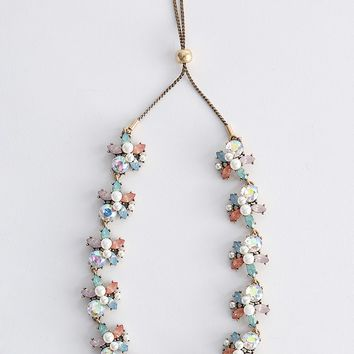 In My Arms Floral Necklace | Ruche