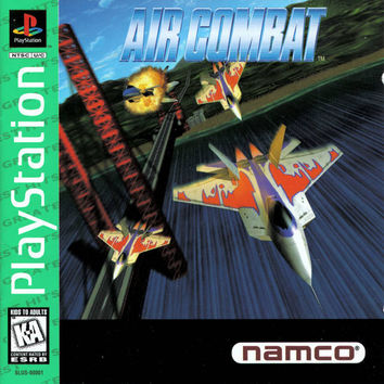 Air Combat - Playstation (Game Only)