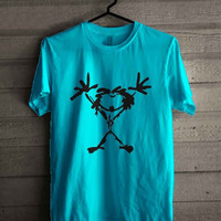 Pearl Jam Stickman shirt for man and woman shirt / tshirt / custom shirt