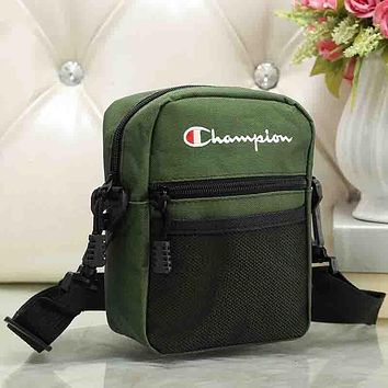 Champion Woman Men Fashion Crossbody Shoulder Bag Satchel