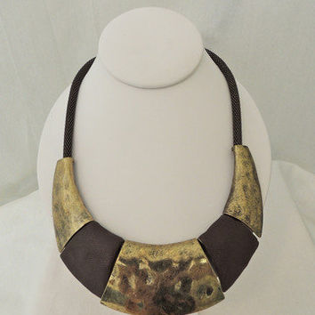 Sunkissed Cuff Necklace -  $25.00   Daily Chic Accessories   International Shipping
