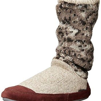 Acorn Womens Slouch Boot Slipper