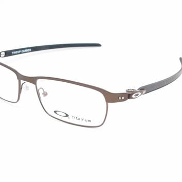 Oakley Tincup Carbon OX5094-0252 Powder Pewter Eyeglasses
