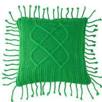 Laguna Cable Knit Pillow