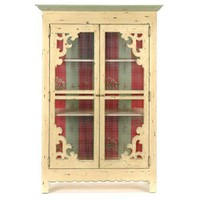 Victorian Screen Door Armoire : Armoires at PoshTots