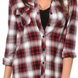 Empyre Cortland Red Flannel Shirt