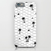 Palm Breeze iPhone & iPod Case by Jamie Browne