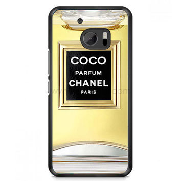 Coco Chanel Perfume Paris HTC One M10 Case  | Aneend.com