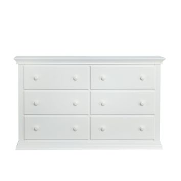 Riley 6-Drawer Double Dresser