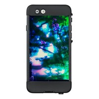 Goth Wildflowers Oriental Abstract LifeProof® NÜÜD® iPhone 6 Case