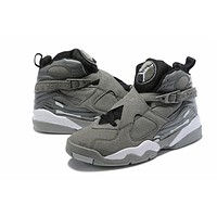Air Jordan 8 Retro Cool Gray Size 40-47
