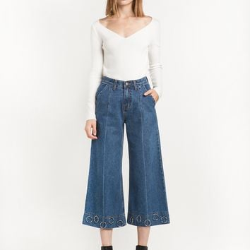 Ring-Crop-Culotte-Jeans