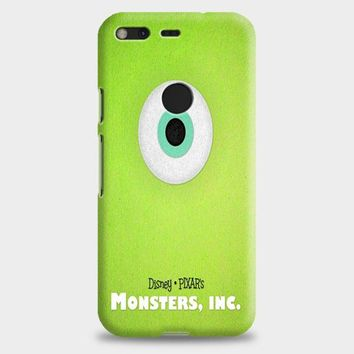Monster Inc Green Mike Google Pixel 2 Case