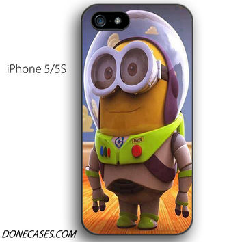 Buzz Lightyear Minions iPhone 5 / 5S Case