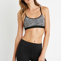 Low Impact - Space Dye Sports Bra