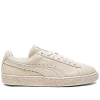 Puma Suede Remaster Sneaker in Birch