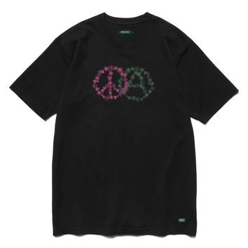 P&A Tee in Black