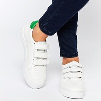 Senso | Senso Abigail White Clean Trainers at ASOS