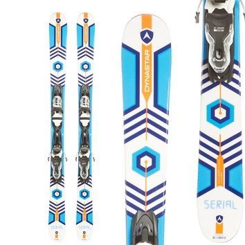 DYNASTARSERIAL SKIS + XPRESS 10 BINDINGS 2017