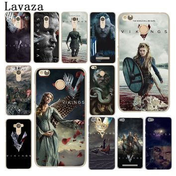 Lavaza Ragnar Lothbrok Vikings Cover for Xiaomi Redmi 3 3S 4 6 Pro S2 4A 4X 5A 5 Plus Note 5A Prime Note 3 5 Pro 4 4X 5A Case
