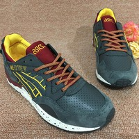 Asics Casual Shoes Sport Flats Shoes Sneakers-110