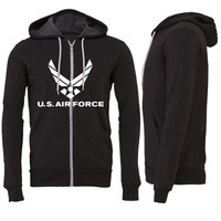 U.S. Air Force Zipper Hoodie