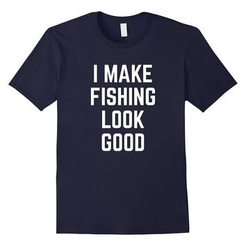 Funny Fishing Gift Shirt Dad Humour Joke