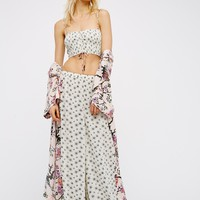 Free People Bralettes and Bottoms Set