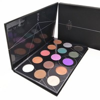 Zovea New Stylish 15-color Eye Shadow [11891734735]