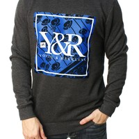 Young & Reckless Men's Poppy Trade Pullover Sweater