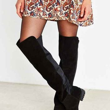 Blanche Over-The-Knee Boot