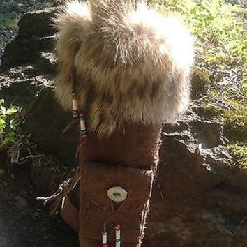 Distressed Leather Archery Quiver Custom Viking, Native American, Medieval Theme