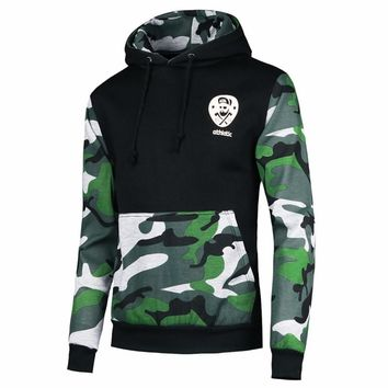 Men Camouflage Hoodies 2017 Brand Male Military Camo Printing Pullover Sweatshirts Man Casual Hooded Hoodies Mens Sportswear Top