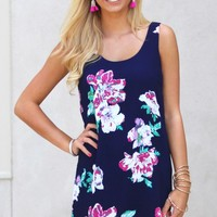 This Floral Feeling Dress | Monday Dress Boutique