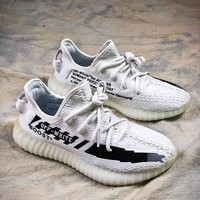 OFF White x Adidas Yeezy 350V2 Boost CP9366 - Best Online Sale