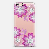 winter flowers3 iPhone 6s case by Sylvia Cook | Casetify