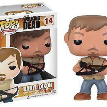 Funko Pop TV: The Walking Dead - Daryl Dixon Vinyl Figure