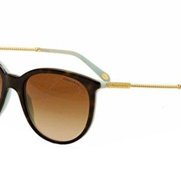 Sunglasses Tiffany 0TF4087B 81343B HAVANA/BLUE