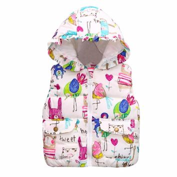 Bear, Mouse, Cat, Bird Animal Collection Kid Child Baby Toddler New Born Infant Winter Snow Coat