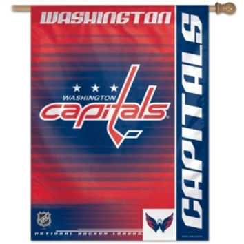"Washington Capitals 27""x37"" Banner"