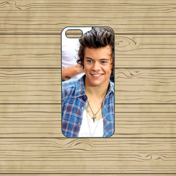 iphone 5C case,iphone 5S case,iphone 5S cases,iphone 5C cover,cute iphone 5S case,cool iphone 5S case,iphone 5C case,Harry Styles,in plastic