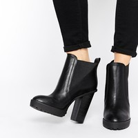 ASOS EAST MEETS WEST Chelsea Ankle Boots