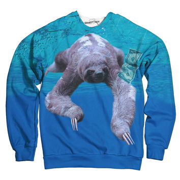 Nirvana Sloth Sweatshirt