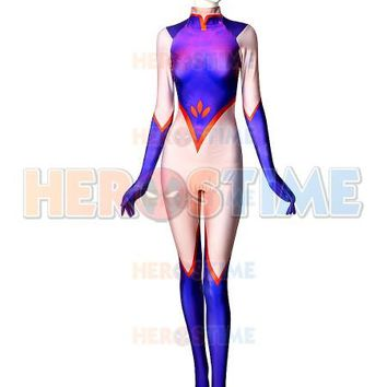 3D Printing Spandex MT Lady Mount Lady Costume My Hero Academia Cosplay Costume Custom Made