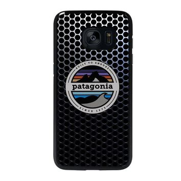 PATAGONIA FISHING BUILT TO ENDURE Samsung Galaxy S7 Edge Case Cover