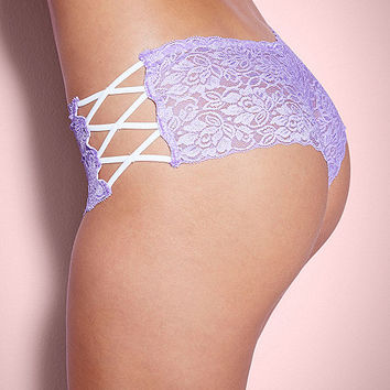 The Ava Lace Boy Short
