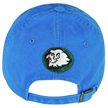 MLB Seibu Lions Japanese Baseball Blue Clip Buckle Hat Cap Relax American Needle